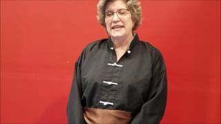 Peggy talks about Tai Chi