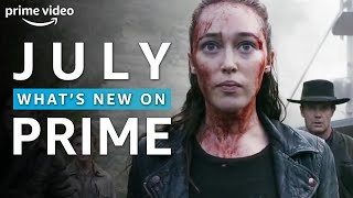 What's New On Prime | July 2020 | Prime Video