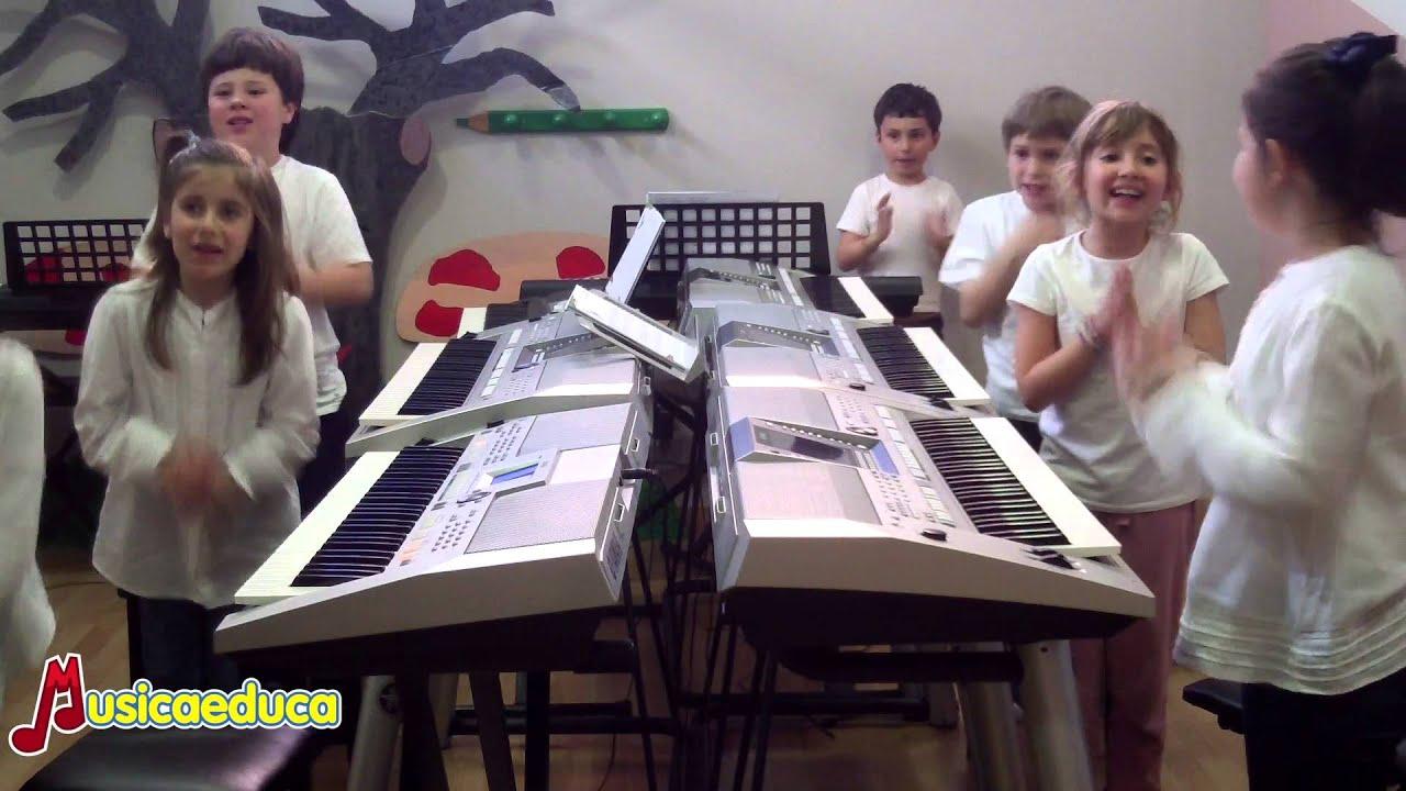 Soy un pájaro - Grupo de alumnos de Mi Teclado 2 - Acordes Escuela de Música Moderna