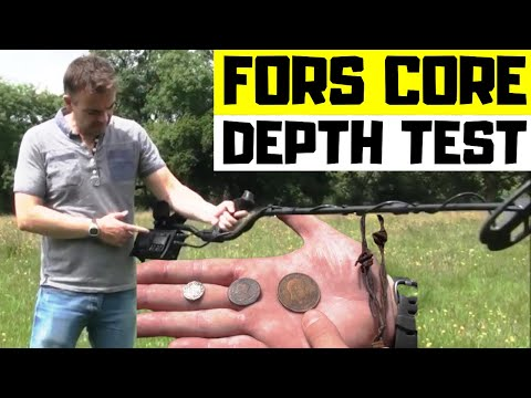 The Fors CoRe Metal Detector