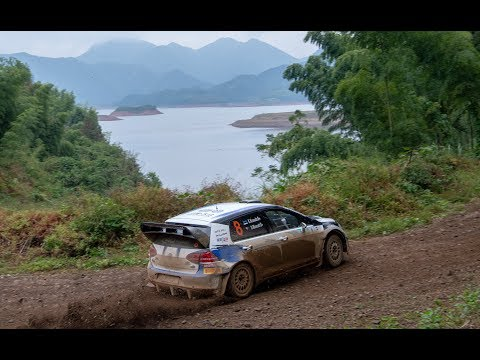 CH18 APRC China Rally - Review