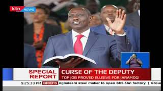 The Curse of the Deputy: Moi only one to rise to power directly, will DP Ruto break the curse?