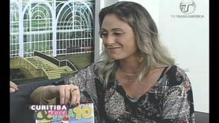 Tv Transamérica – 27/10/15 – Programa Curitiba e Você