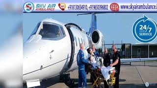 Pick Affordable Air Ambulance from Ranchi with Medical Staff