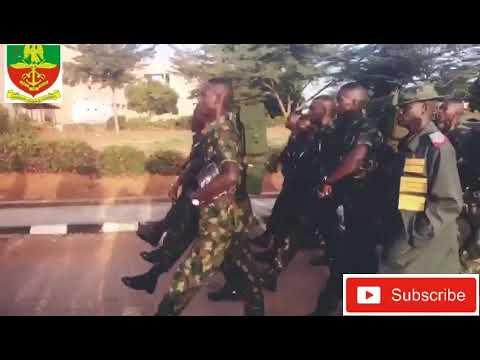 Nigerian Defence Academy video