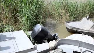 Рыбинспекция совместно с Нуротаном в рейде обнаружила припрятанную браконьерскую базу.