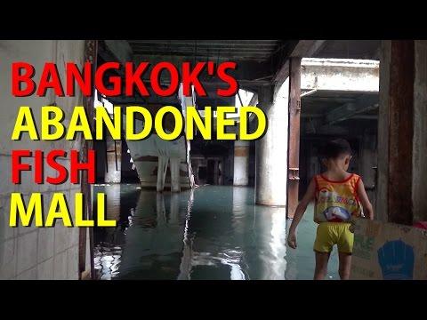 Bangkok's Abandoned Fish Mall