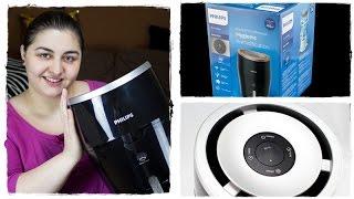 Philips Luftbefeuchter HU4813 – Konsumgöttinnen Produkttest - Susi und Kay Projekte