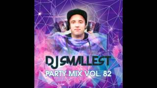 DJ Smallest -  Party mix vol.82