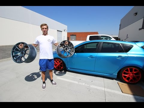 Picking Up New Wheels From Ambit! Ft. Tj Hunt, Mike Nguyen