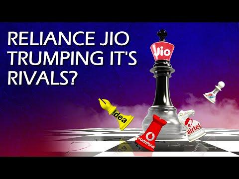 Will Reliance Jio Monopolise India's Telecom Sector?