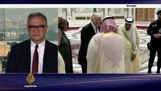 Ali Shihabi talks about the symbolism behind President Trump's Saudi visit on Al-Jazeera English
