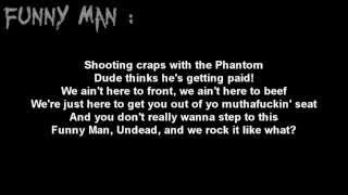 Hollywood Undead - No Other Place [Lyrics]