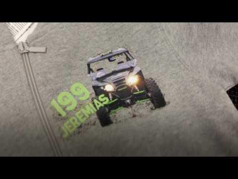DTG Digitaldirektdruck für ein individuelles Geschenk Quad ATV SxS Jacke