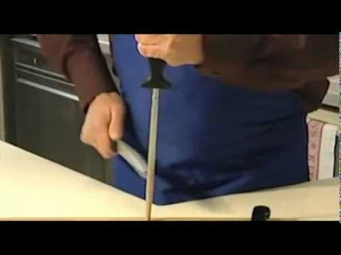 Come affilare i coltelli