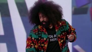 WE Day California 2014 - Reggie Watts