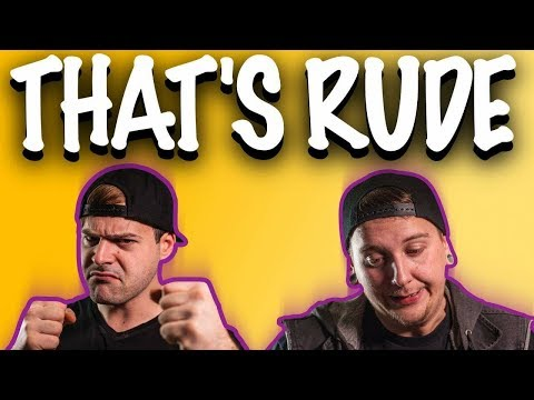 Rudest Insults Ever!!