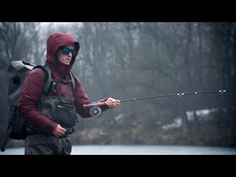 Flyfishing for hucho hucho | A day with a dude - Ep. 3 Kristof Reuther