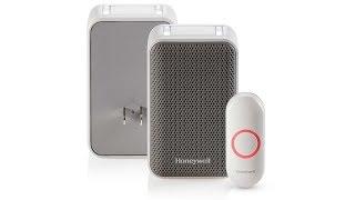 Honeywell Series 3 Plug-In Wireless Doorbell with Strobe (RDWL313P)