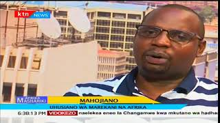 Afrika Mashariki full bulletin 2018/01/21-Mahojiano