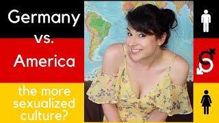 Sex and Society   Germany vs. America