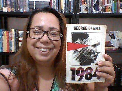 Clube de  Leitura e  Escrita - Janeiro: 1984 de George Orwell