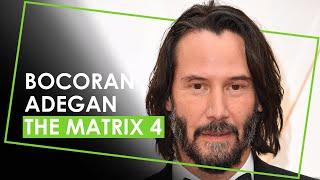 Intip Bocoran Adegan dari The Matrix 4, Keanu Reeves Tampak Gondrong seperti Jhon Wick