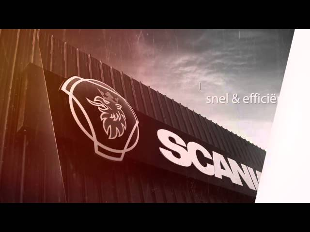 Complete Google campaign Scania
