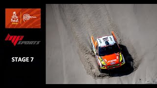 MP-SPORTS DAKAR 2019 - Stage 7