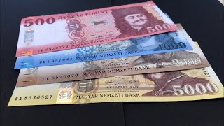 CURRENCY SPECIAL: Hungarian forint