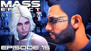Mass Effect: Andromeda - Ep 15 - Le Réveil du Fraté - Let's Play FR ᴴᴰ