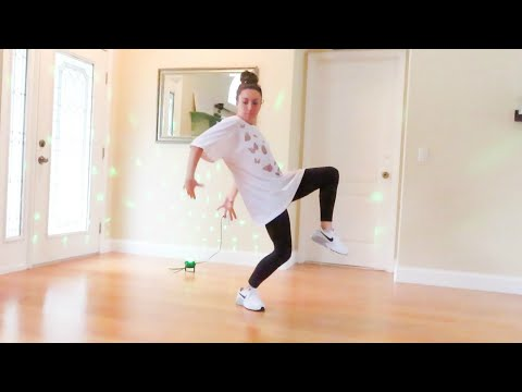 Intermediate Hip Hop Class! Online Learn Combo at Home (Money Trees by Kendrick Lamar)