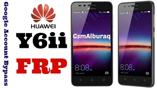 Bypass Google Account HUAWEI Y6II CAM L21 Remove FRP - Most