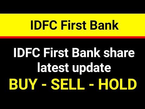 IDFC First Bank share latest update । idfc First Bank share latest update