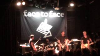 """Face to Face """"Resignation,"""" """"Walk the Walk,"""" & """"Blind,"""""""" @ The Bowery Ballroom"""