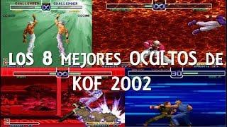 TOP 8: Los Mejores Ocultos de The King of Fighters 2002