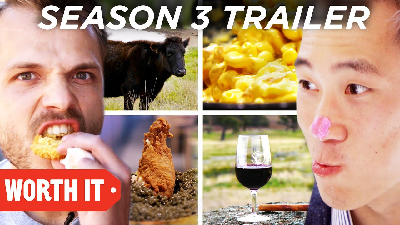 Worth It Season 3 Trailer thumbnail