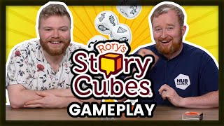 Rory's Story Cubes Gameplay - Just roll with it!