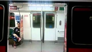 [LAST EASTBOUND TRAIN] SMRT C151 023/024 Arriving Dover