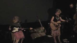 "Kristin Hersh & Tanya Donelly Live ""two step"" 10/6/07 [8 of 9]"