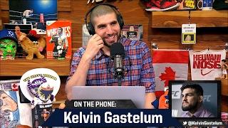 Kelvin Gastelum 'Thinking About Getting the 170 Belt' Despite 185 Success