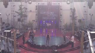 DWTS! BEHIND THE SCENES MANDY MOORE, FINALE REHEARSAL