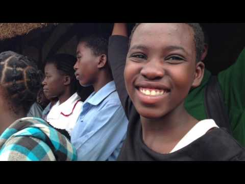 Keep Zambian Girls in School and AIDS-Free