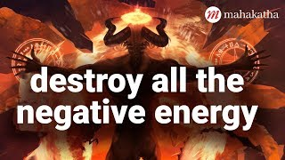 Ancient Sun Mantra To Remove Negative Energy From MIND, BODY, SOUL & HOME  | Om Japa Kusuma Mantra