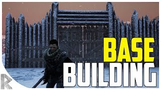 BASE BUILDING! - Fade to Silence Gameplay #4 (Let