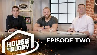 James Haskell on Danny Cipriani, David Brent and Christian Wade's NFL move | House of Rugby #2