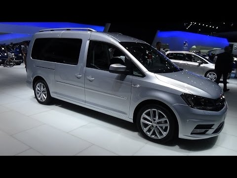 2016,Volkswagen Caddy Maxi