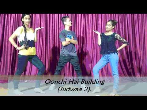 oonchi hai building choreographed by Kiran Gupta