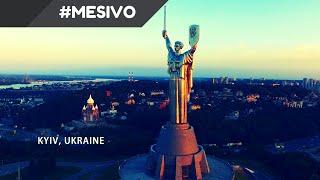 Лучшие видео снятые с квадрокоптера: Киев, Москва, Питер