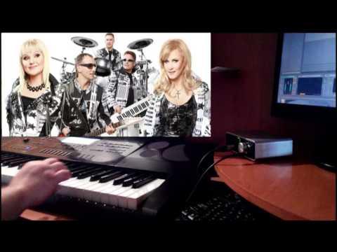 Мираж - Эта ночь (REMIX 2017) на синтезаторе CASIO CTK-7200